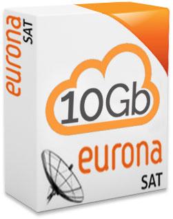 Eurona SAT 10+20GB