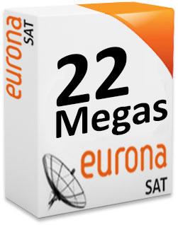 Eurona SAT ILIMITADO 22