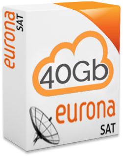 Eurona SAT 40+30GB