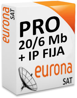 Eurona SAT PROFESIONAL