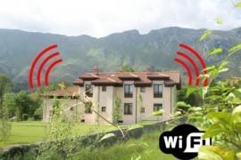 casas rurales con internet