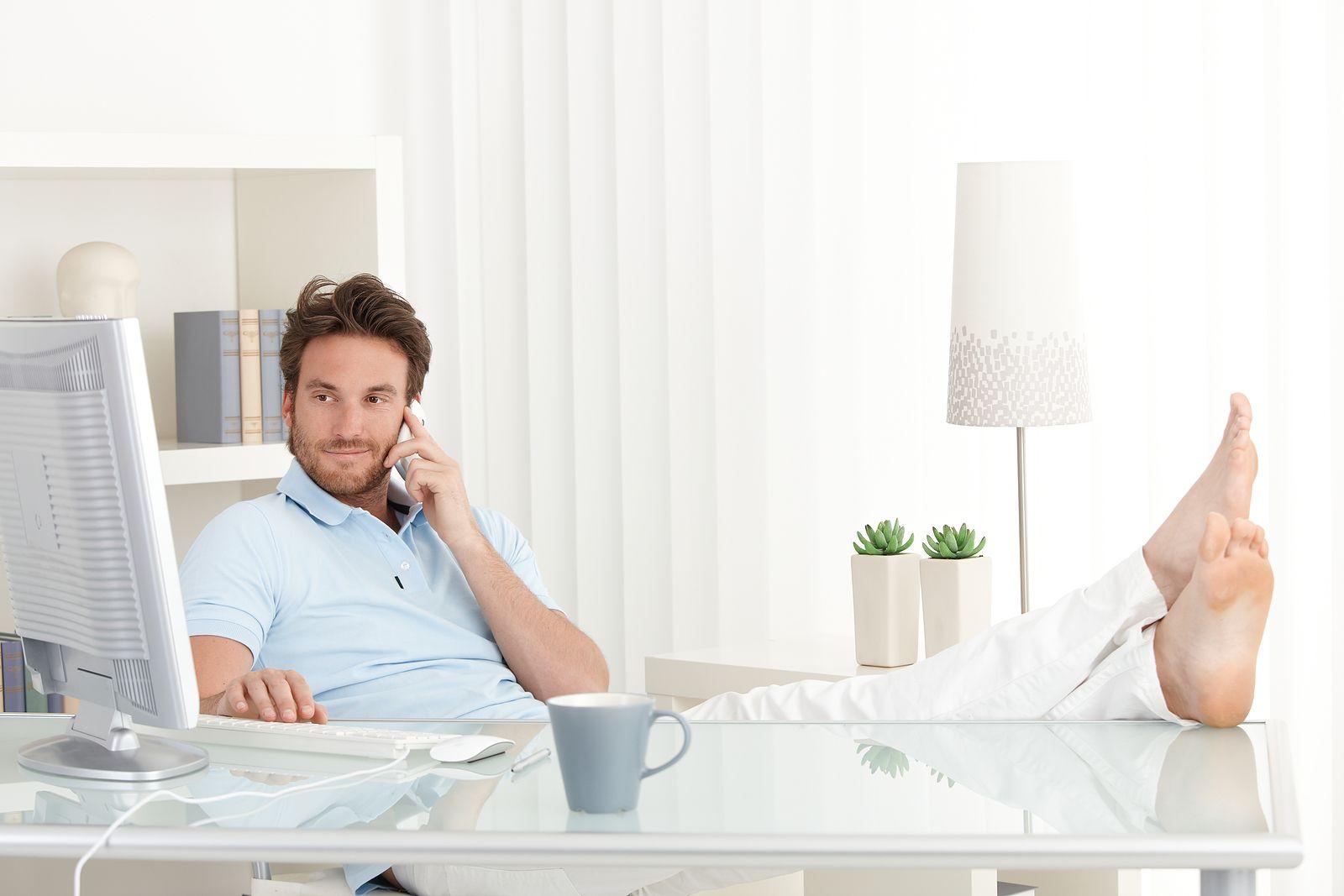 3 formas de trabajar desde casa utilizando internet