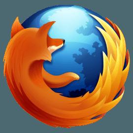 programar descargas con firefox
