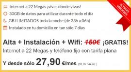 Oferta OCTUBRE - Internet por Satélite 2016